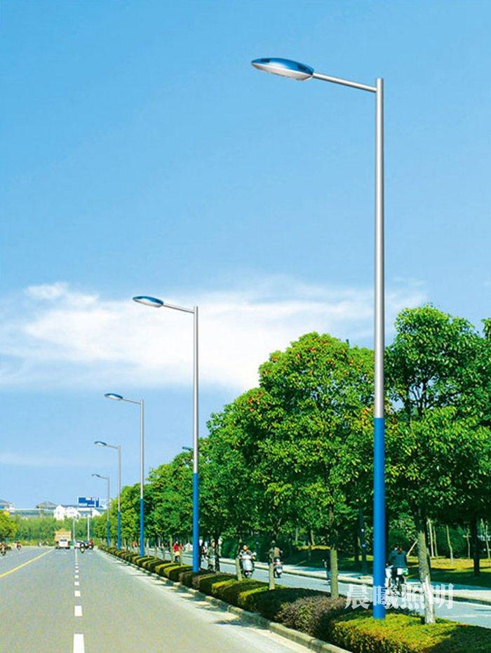 单臂市电LED路灯