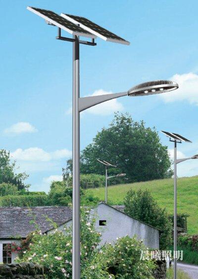 县市道路8米太阳能路灯