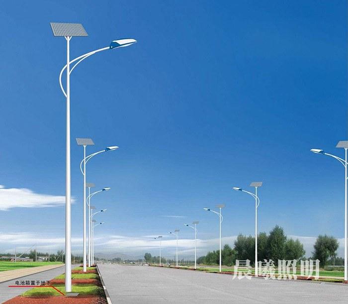 乡镇道路8米太阳能路灯