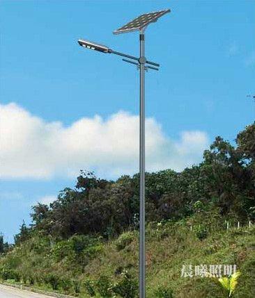 县市道路7米太阳能路灯