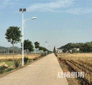 乡镇道路7米太阳能路灯
