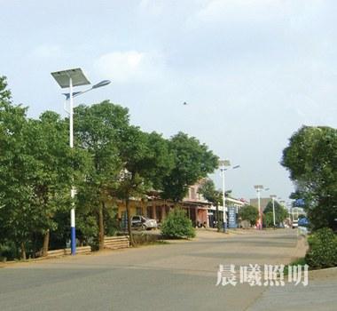 新农村7米太阳能路灯