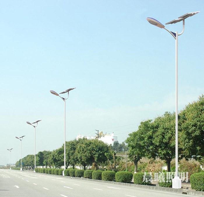 乡镇道路6米太阳能路灯