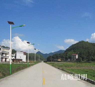 新农村6米太阳能路灯