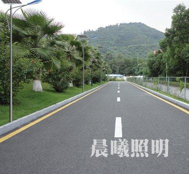 乡镇道路5米太阳能路灯