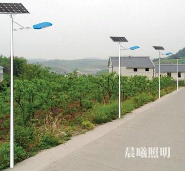 新农村4米太阳能路灯