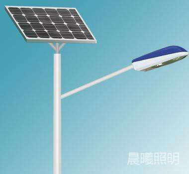 新农村3.5米太阳能路灯